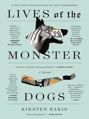 cover image of Lives of the Monster Dogs