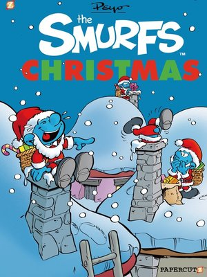 cover image of The Smurfs Christmas