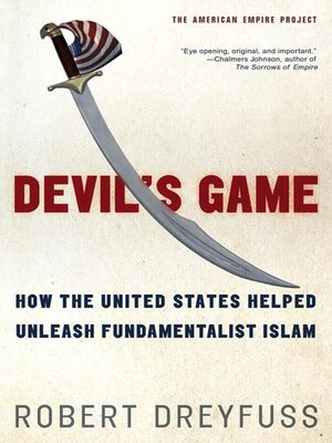 cover image of Devil's Game