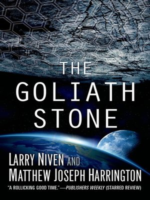 cover image of The Goliath Stone