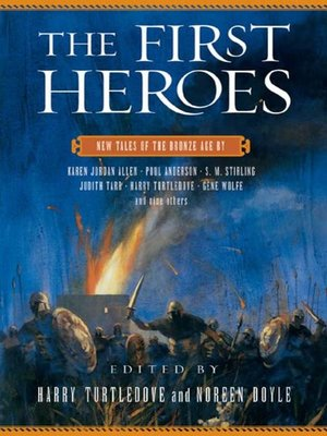 cover image of The First Heroes