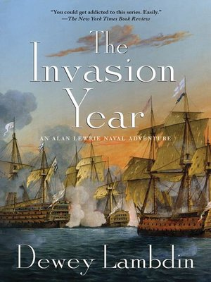 cover image of The Invasion Year
