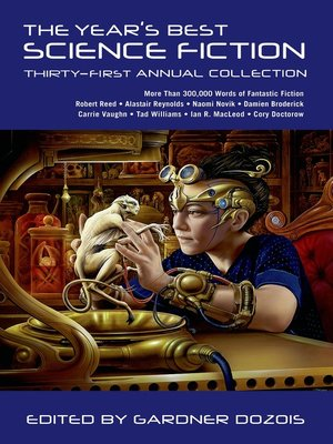 cover image of The Year's Best Science Fiction--Thirty-First Annual Collection
