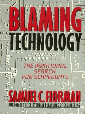 cover image of Blaming Technology