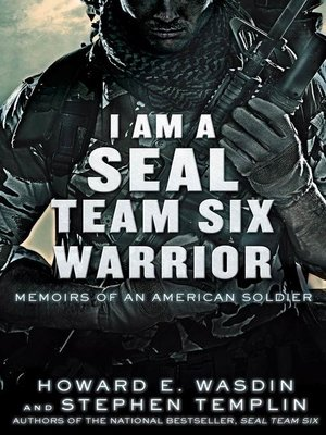 cover image of I Am a SEAL Team Six Warrior