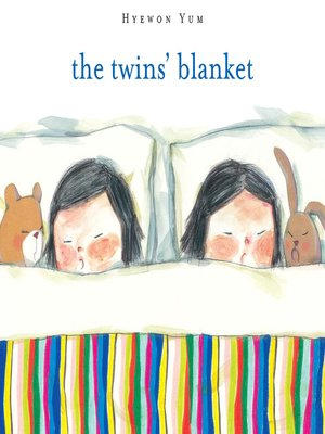 cover image of The Twins' Blanket