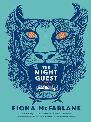 cover image of The Night Guest