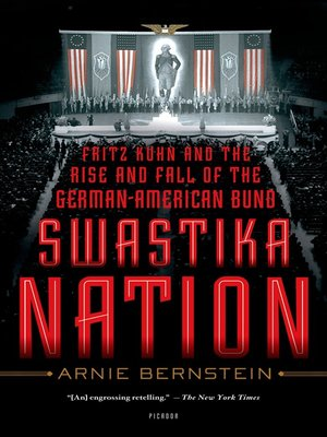 cover image of Swastika Nation