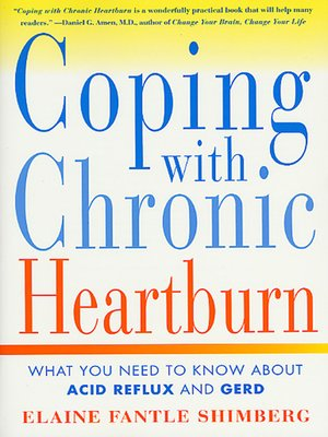 cover image of Coping with Chronic Heartburn