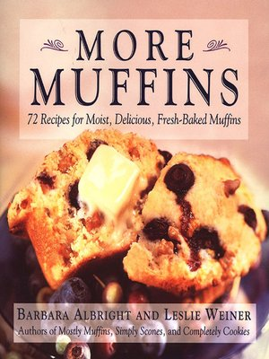 cover image of More Muffins