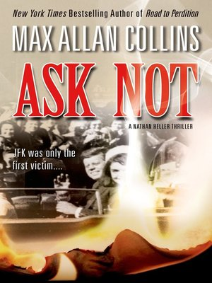 cover image of Ask Not