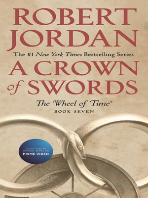cover image of A Crown of Swords