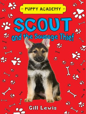 cover image of Scout and the Sausage Thief