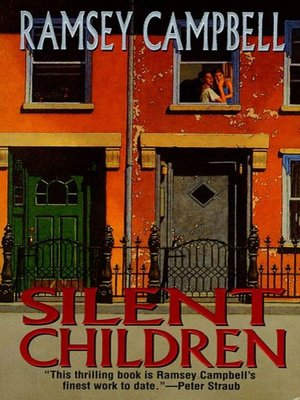 cover image of Silent Children