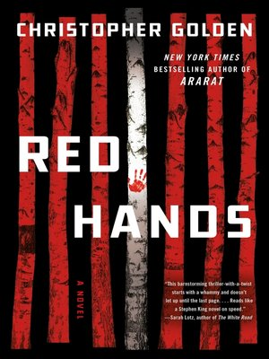 cover image of Red Hands