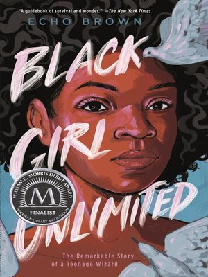 cover image of Black Girl Unlimited