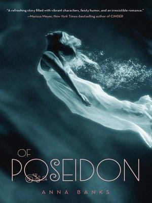 cover image of Of Poseidon