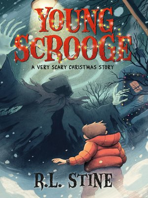 cover image of Young Scrooge