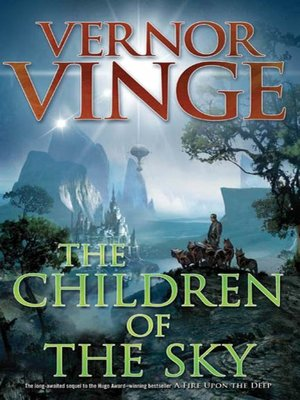 cover image of The Children of the Sky