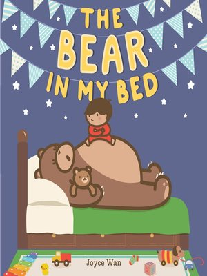cover image of The Bear in My Bed