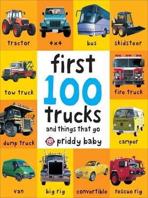 cover image of First 100 Trucks