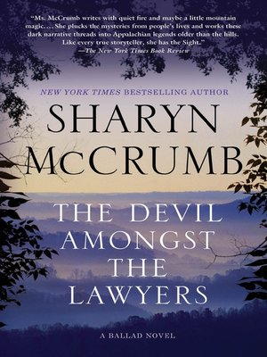 cover image of The Devil Amongst the Lawyers--A Ballad Novel