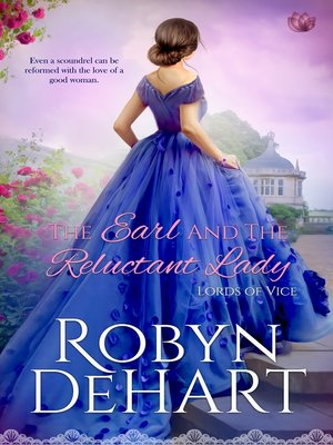 cover image of The Earl and the Reluctant Lady