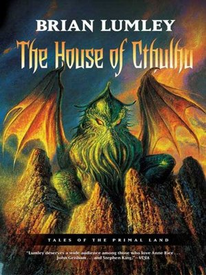 cover image of The House of Cthulhu