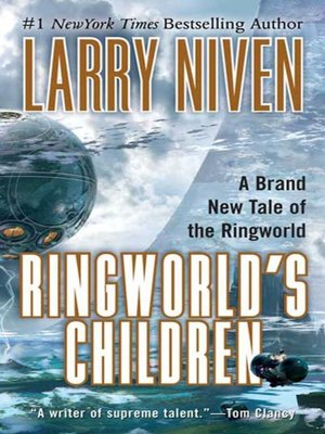 cover image of Ringworld's Children