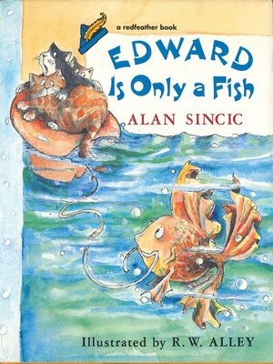 cover image of Edward Is Only a Fish