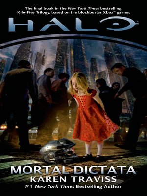 cover image of Halo--Mortal Dictata