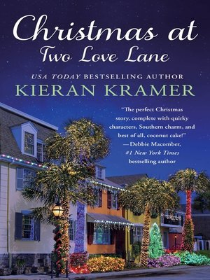 cover image of Christmas at Two Love Lane