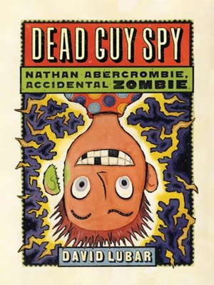 cover image of Dead Guy Spy