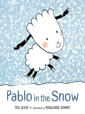 cover image of Pablo in the Snow