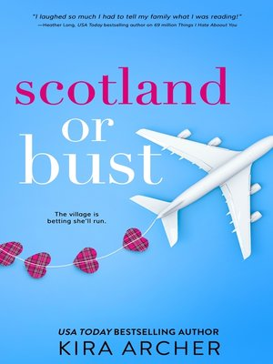 cover image of Scotland or Bust