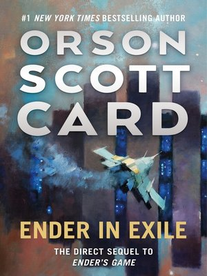 cover image of Ender in Exile