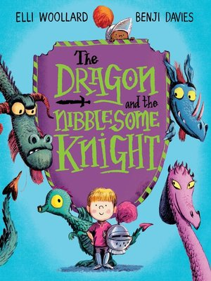cover image of The Dragon and the Nibblesome Knight