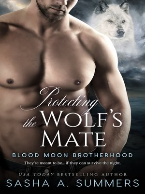 cover image of Protecting the Wolf's Mate