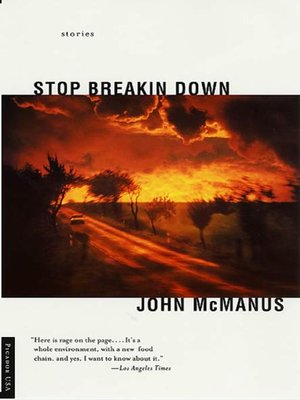 cover image of Stop Breakin Down