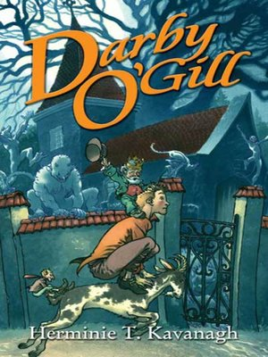 cover image of Darby O'Gill