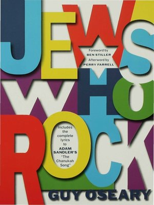 cover image of Jews Who Rock