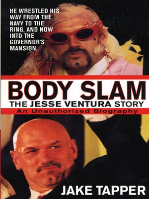 cover image of Body Slam--The Jesse Ventura Story