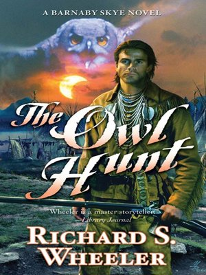 cover image of The Owl Hunt