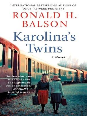 cover image of Karolina's Twins