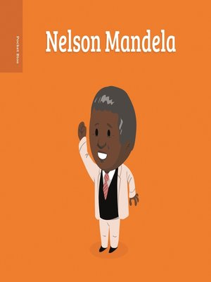 cover image of Pocket Bios--Nelson Mandela