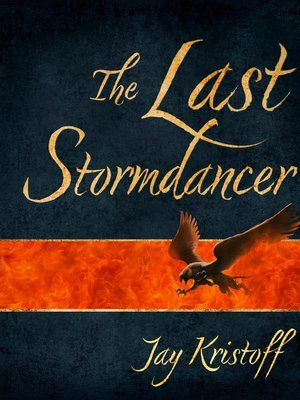 cover image of The Last Stormdancer