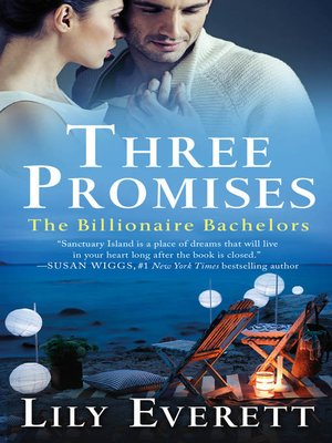 cover image of Three Promises