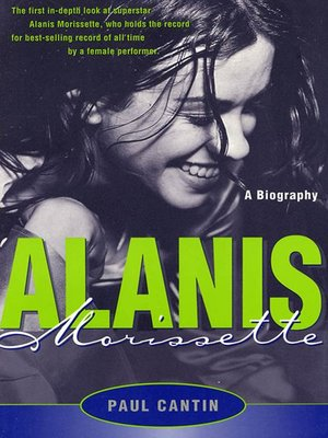 cover image of Alanis Morissette