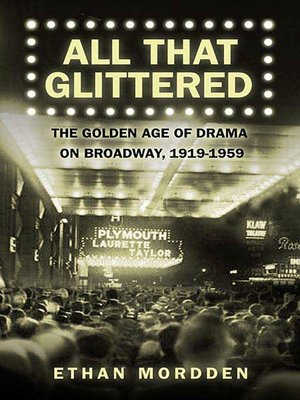 cover image of All That Glittered