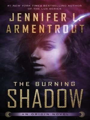 cover image of The Burning Shadow